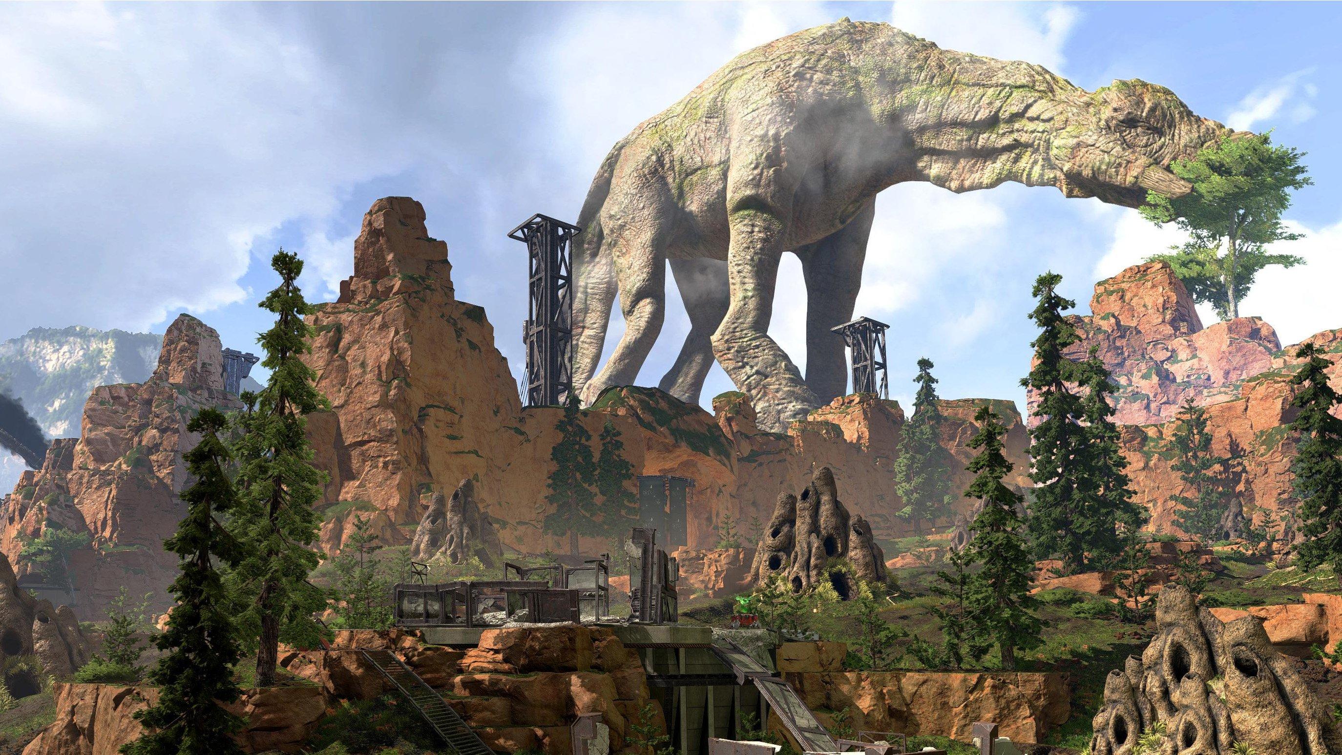 Apex Legends Season 2 map changes