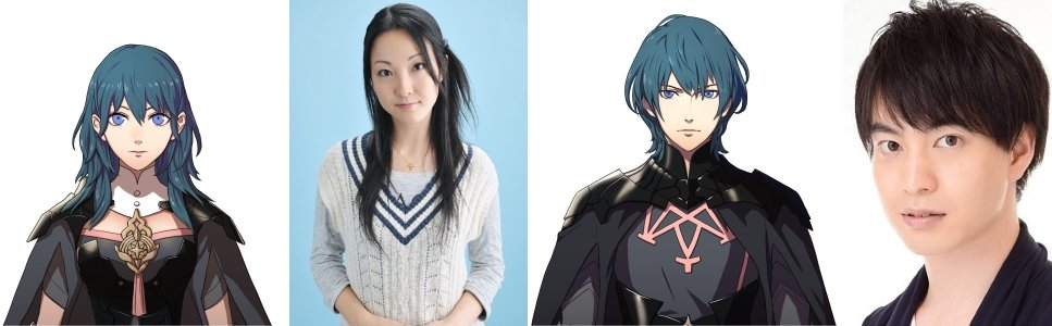Byleth Voice Actor Fire Emblem Three Houses