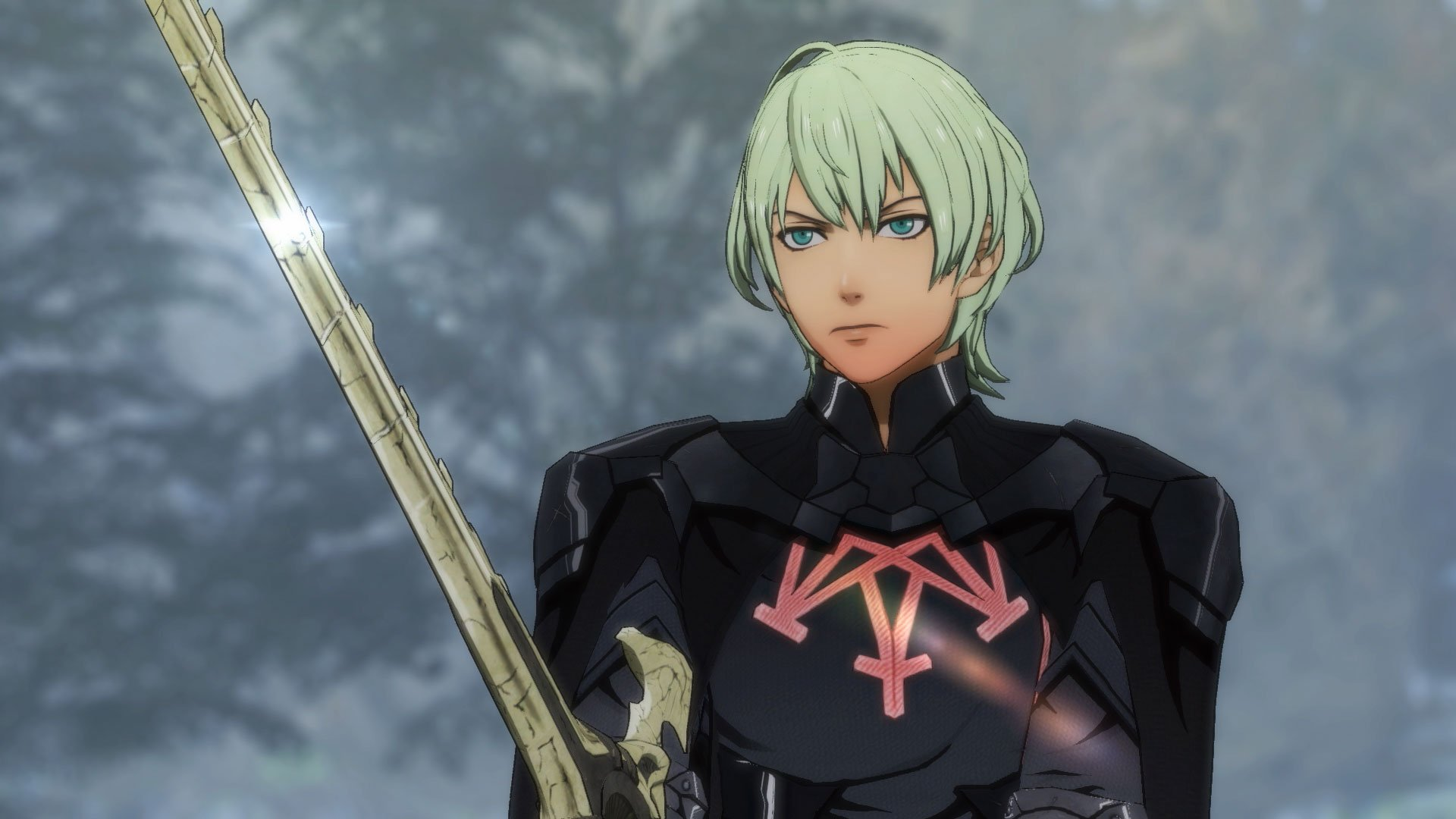 Can you customize Byleth in Fire Emblem: Three Houses?