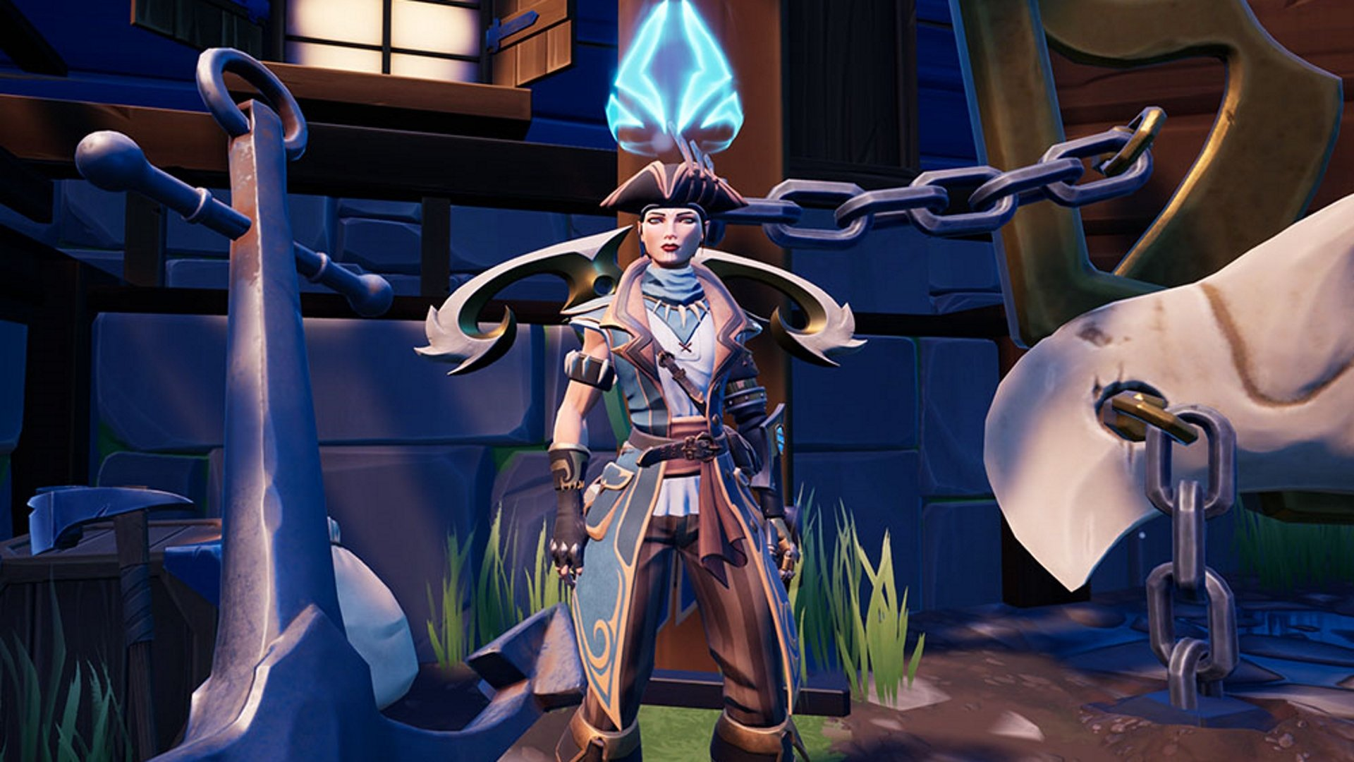 Dauntless Fortune and Glory Lady Luck cosmetics