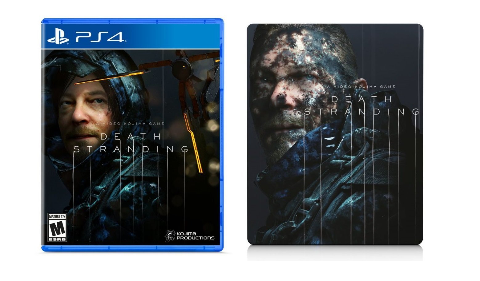 Death Stranding final box art revealed