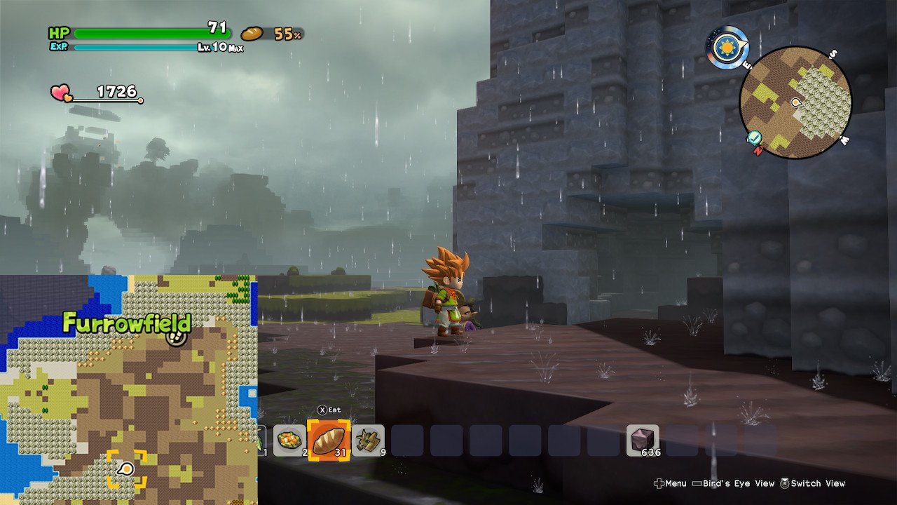 Dracky Totem piece locations Dragon Quest Builders 2