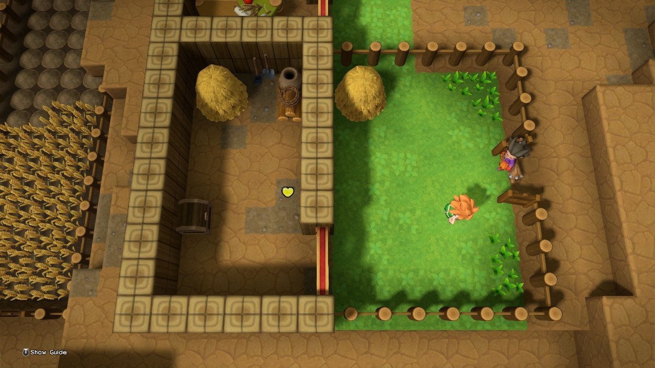 Dragon Quest Builders 2 Farm