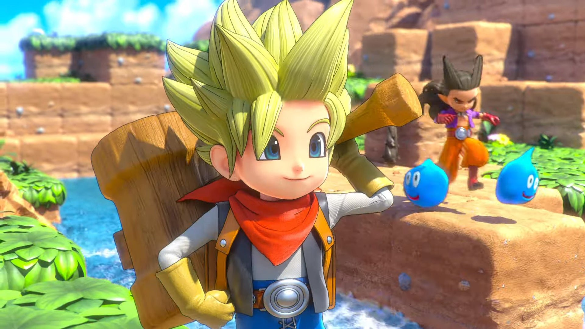Where to get Cotton in Dragon Quest Builders 2.