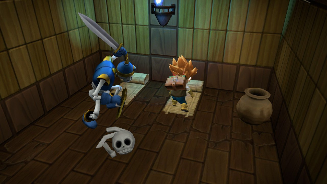 Dragon Quest Builders 2 Room Recipes bedrooms