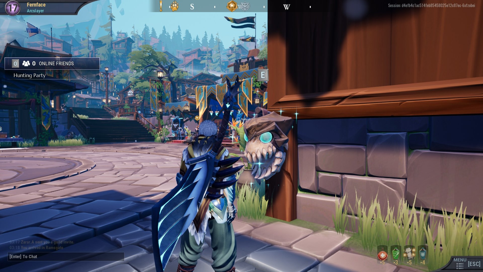 Dread Skull 1 - All daily Dread Skull locations in Dauntless