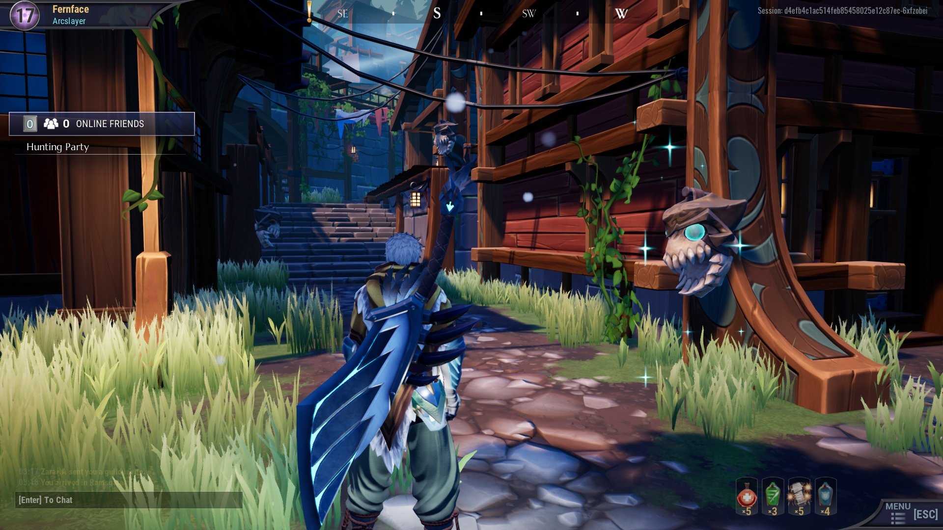 Dread Skull 12 - All daily dread skull locations in Dauntless