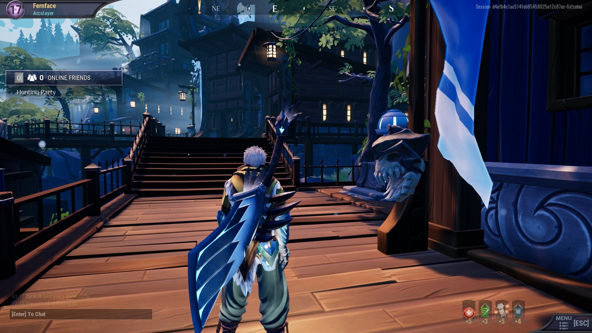 Dread Skull 15 - All daily dread skull locations in Dauntless