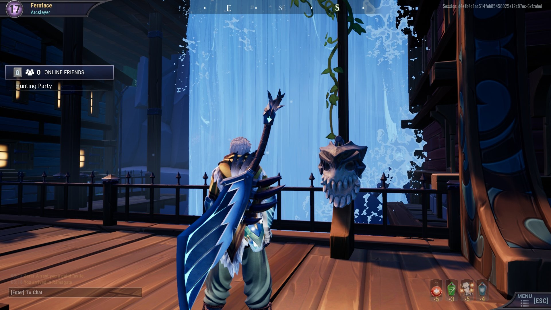 Dread Skull 16 - All daily dread skull locations in Dauntless