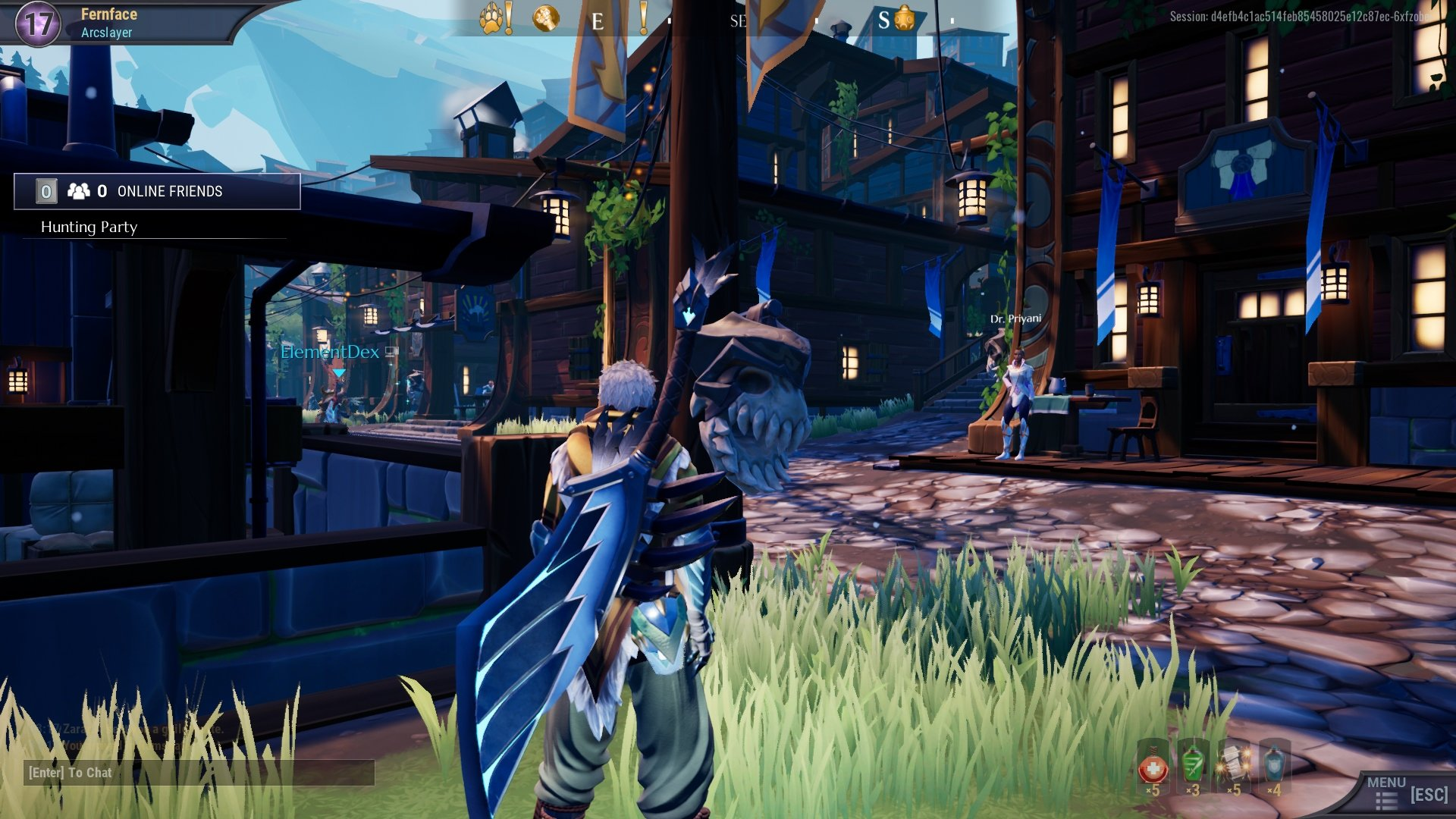 Dread Skull 3 - All daily dread skull locations in Dauntless