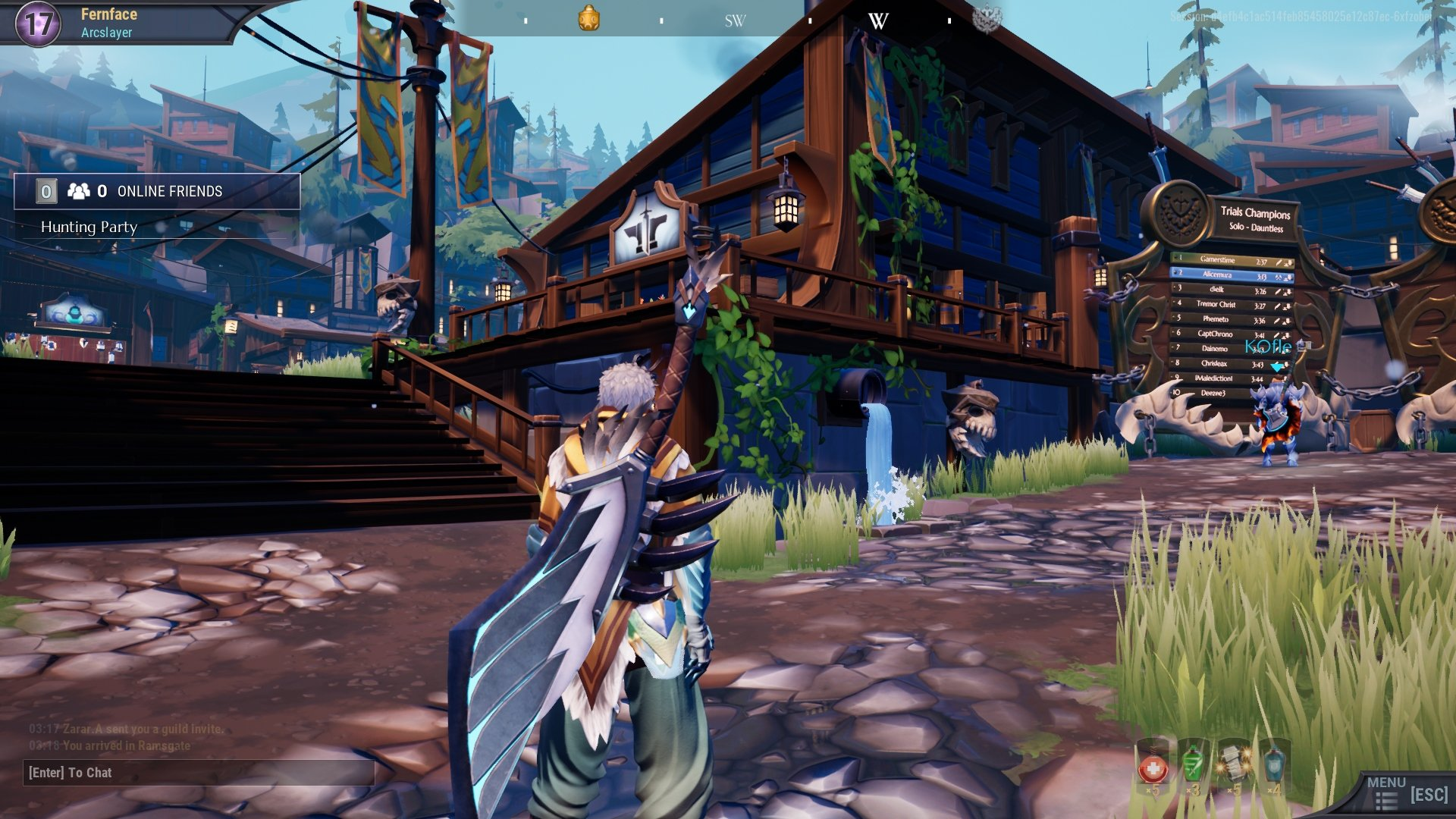 Dread Skull 4 - All daily dread skull locations in Dauntless