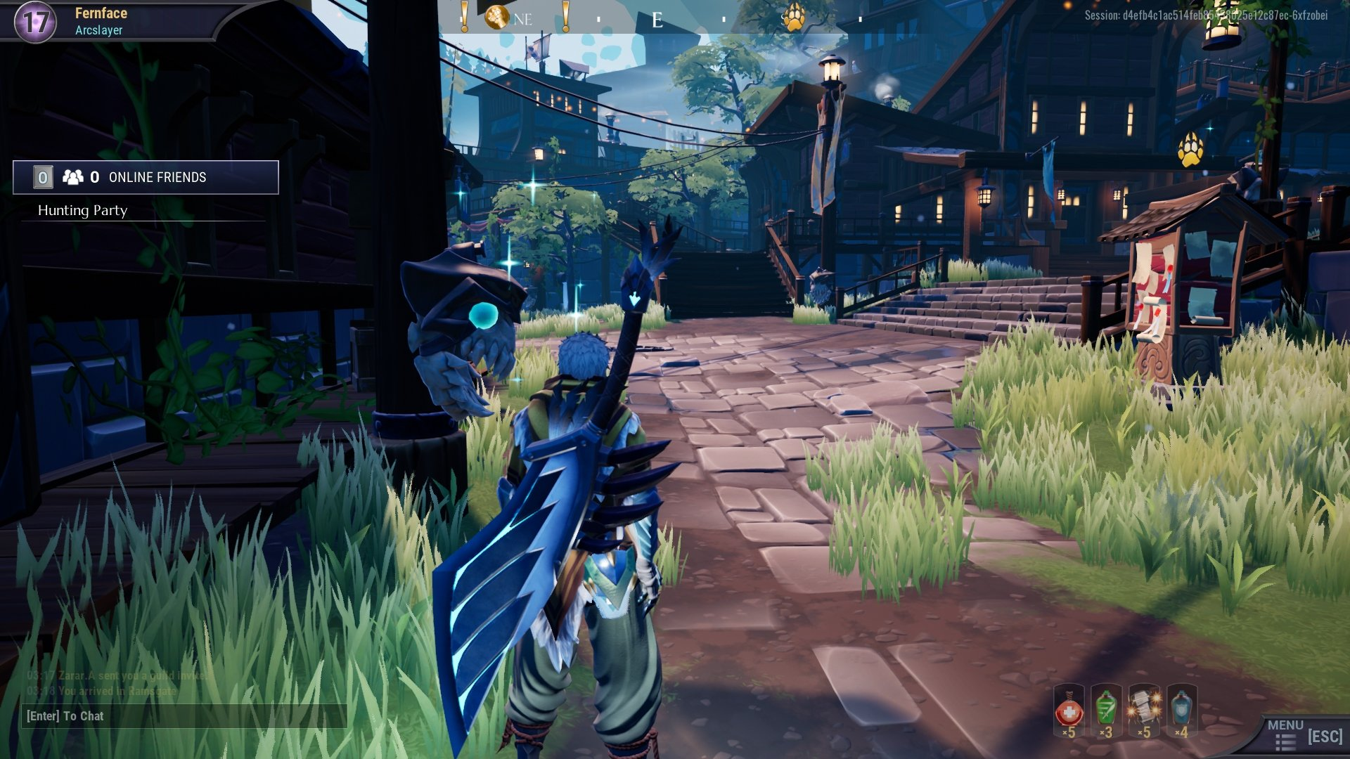 Dread Skull 6 - All daily dread skull locations in Dauntless