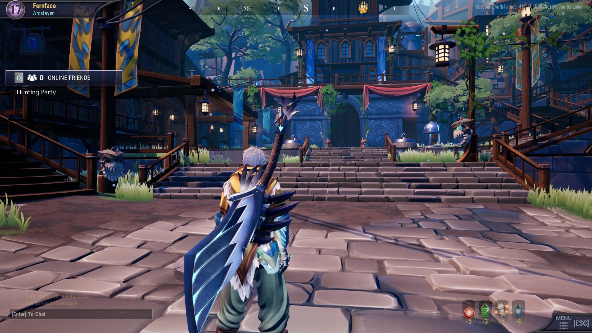 Dread Skull 7 - All daily dread skull locations in Dauntless