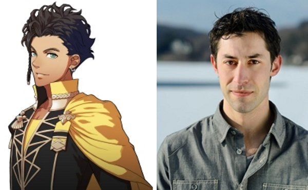 Claude Voice Actor Fire Emblem Three Houses