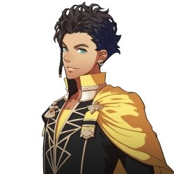 Fire Emblem Three Houses characters Claude