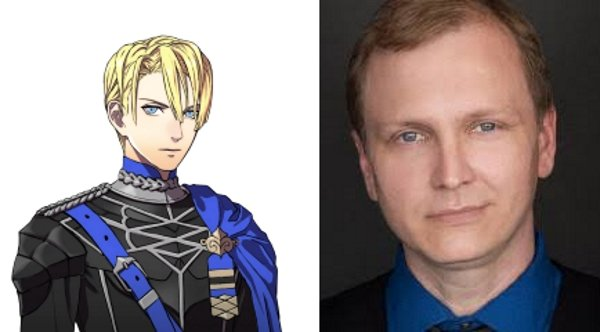 Dimitri Voice Actor Fire Emblem Three Houses