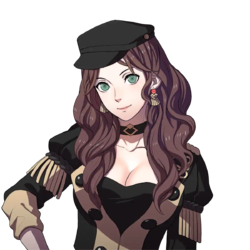Fire Emblem Three Houses characters Dorothea