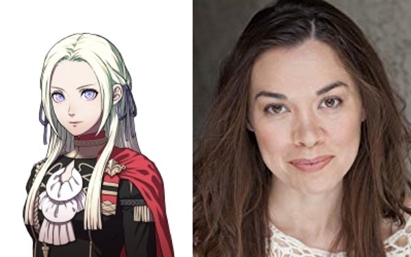 Edelgard Voice Actor Fire Emblem Three Houses