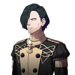 Fire Emblem Three Houses characters Hubert
