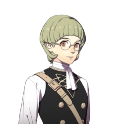 Fire Emblem Three Houses characters Ignatz