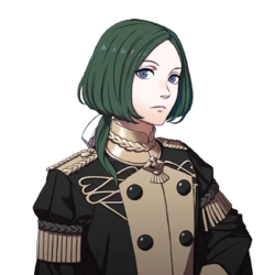 Fire Emblem Three Houses characters Linhardt