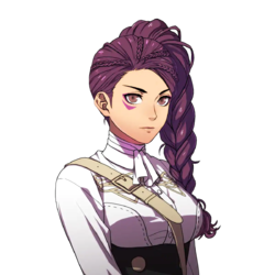 Fire Emblem Three Houses characters Petra