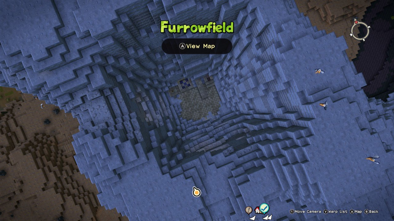 Furrowfield puzzle locations mini medals 9