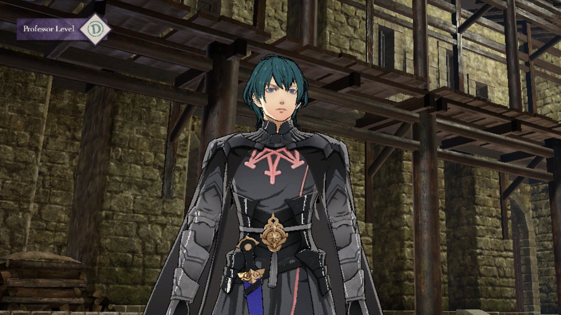 How to increase Professor Level in Fire Emblem: Three Houses