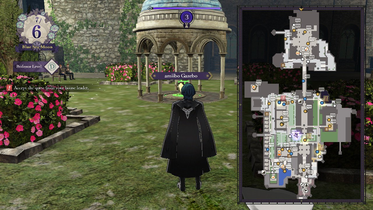 How to use Amiibo in Fire Emblem: Three Houses