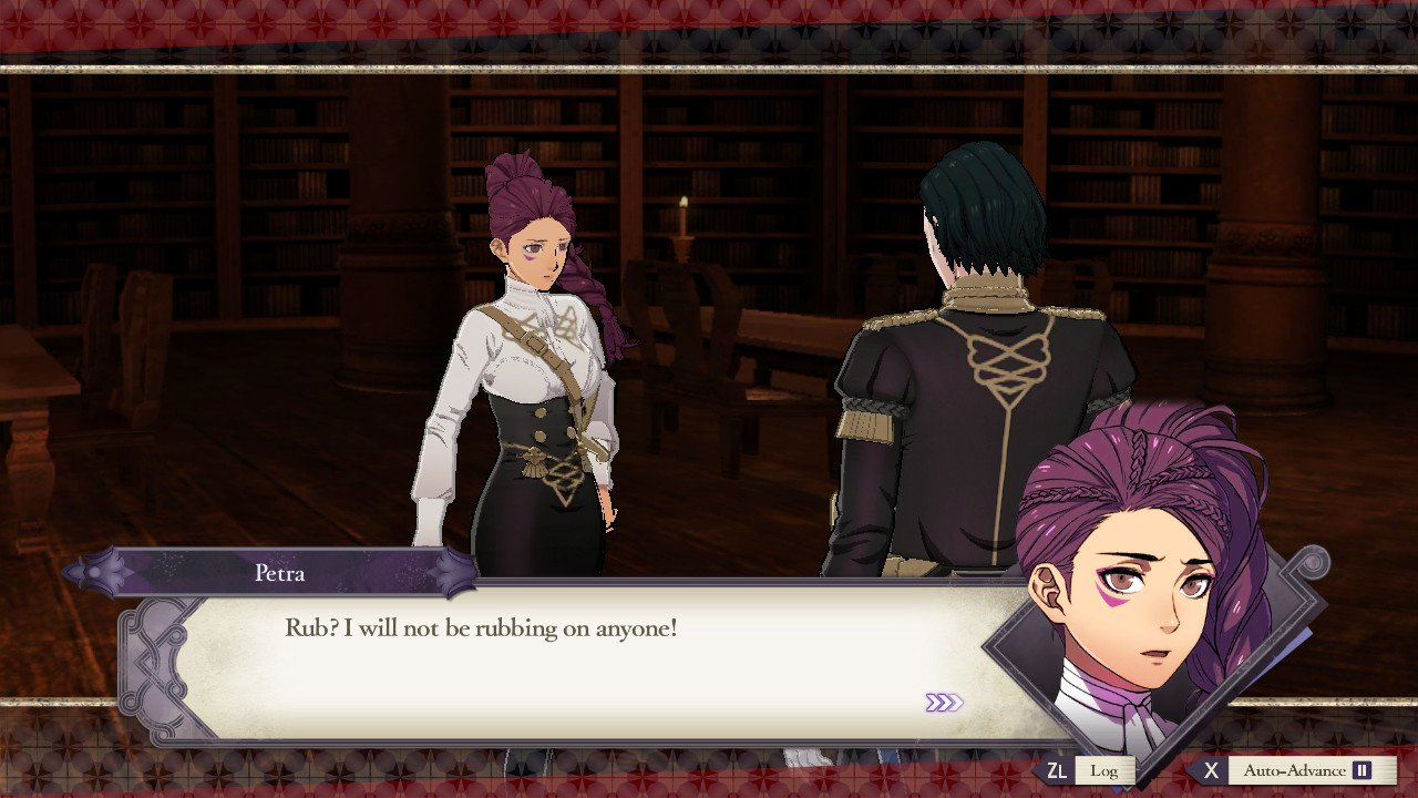 How to view Support Conversations in Fire Emblem: Three Houses