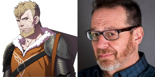 Jeralt Voice Actor Fire Emblem Three Houses