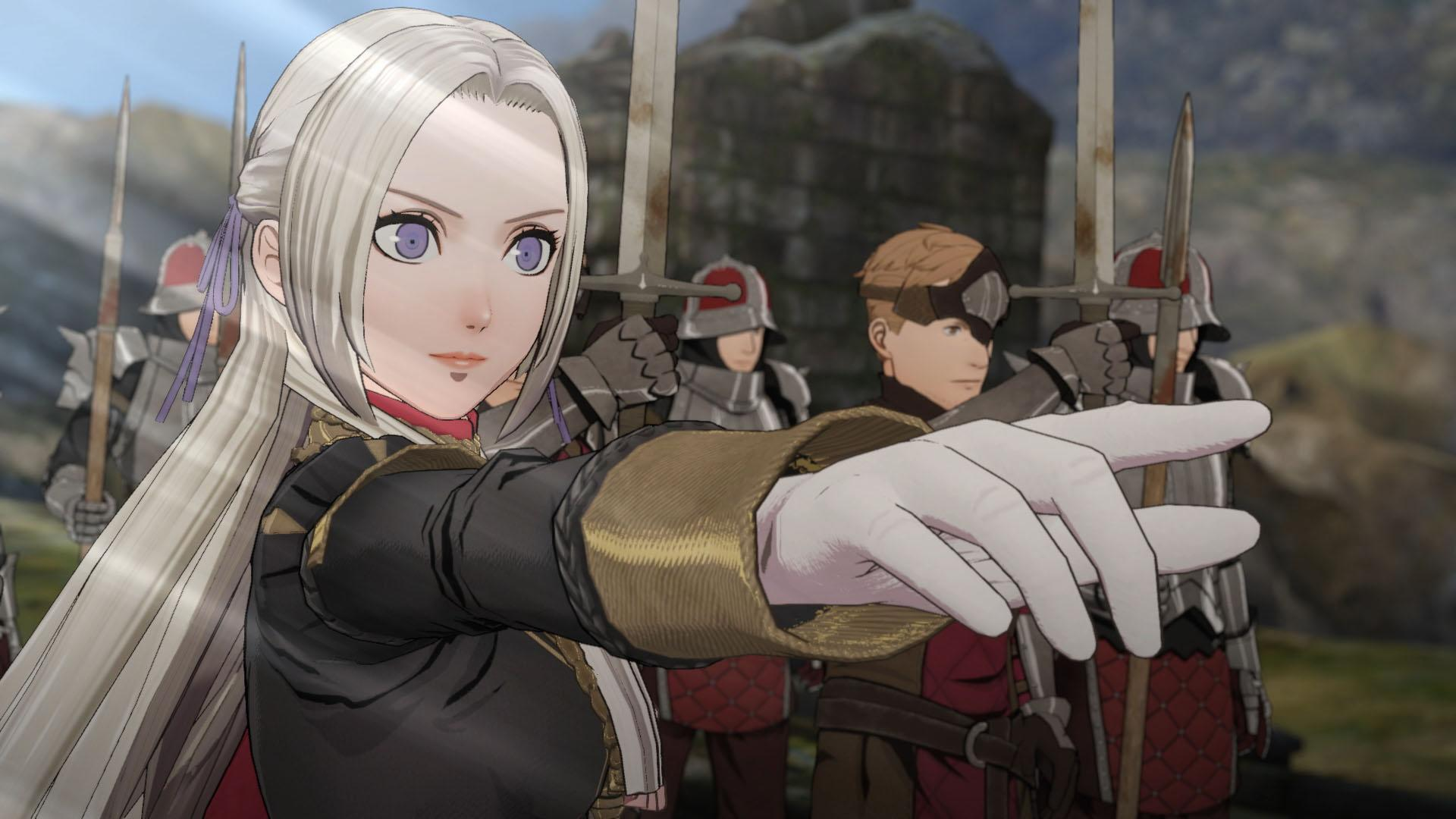Who to give Lost Items to in Fire Emblem: Three Houses
