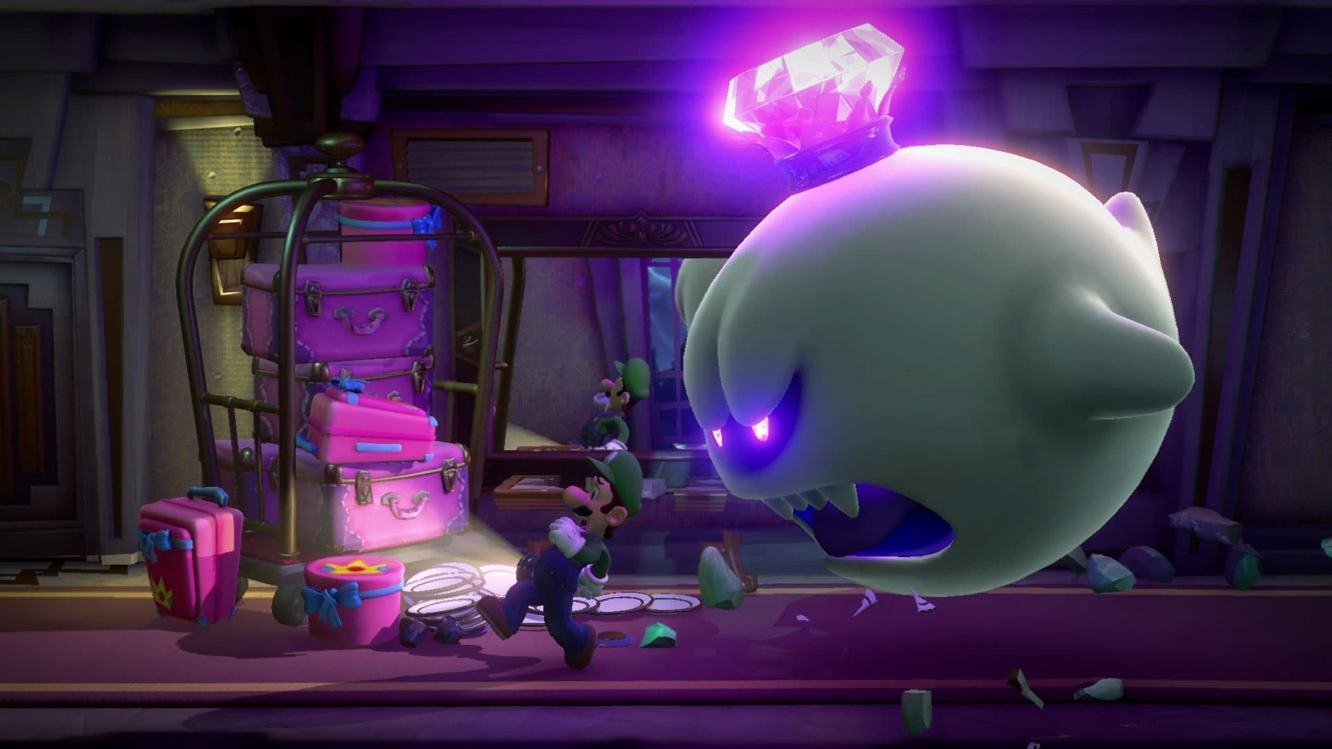 Luigi's Mansion 3 gets confirmed release date from Nintendo.