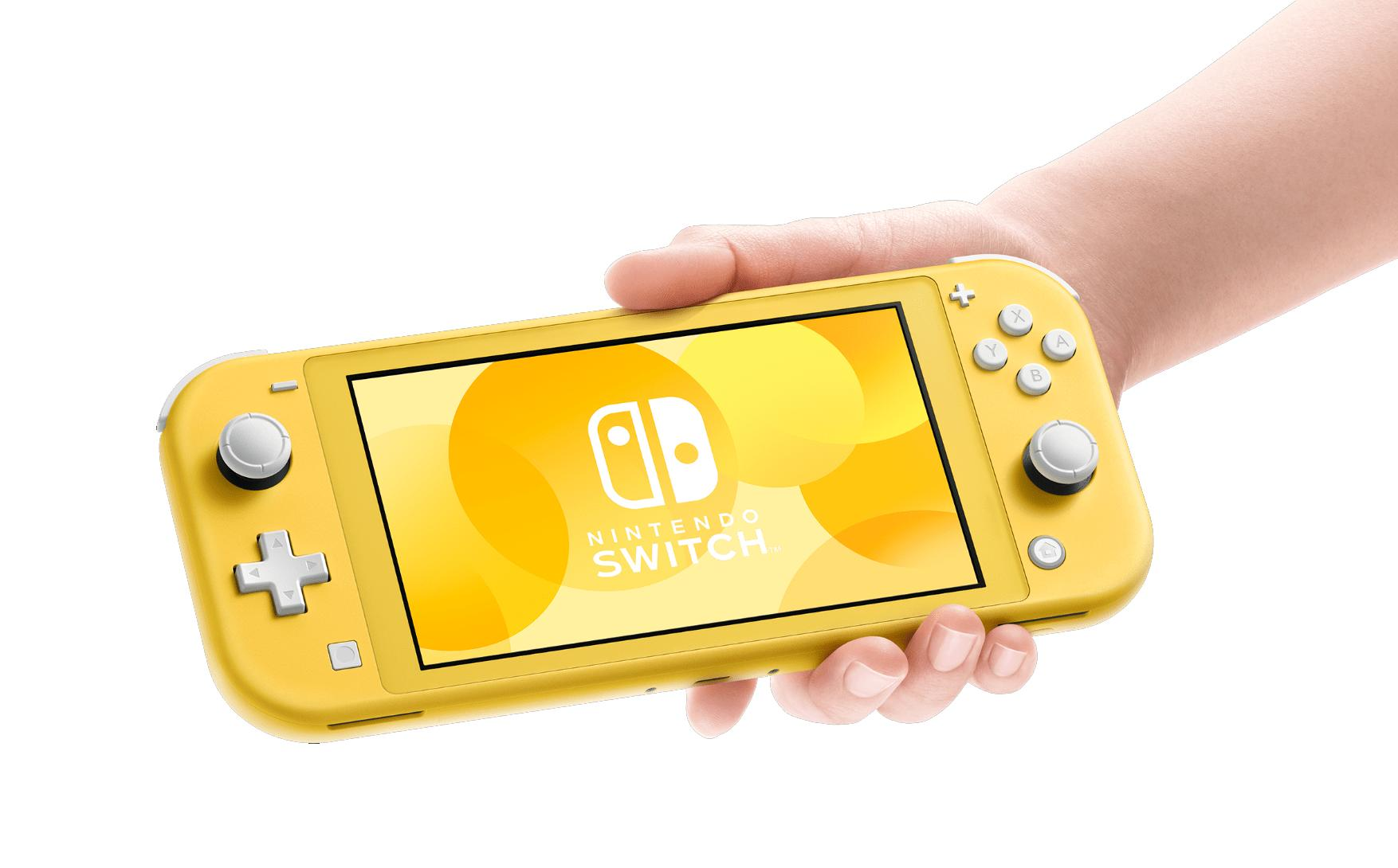 Why to buy the Nintendo Switch Lite