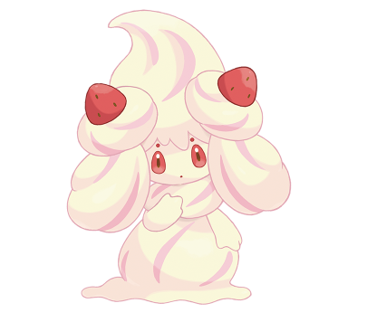 Pokemon Sword and Shield Alcremie