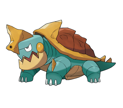 Pokemon Sword and Shield Drednaw