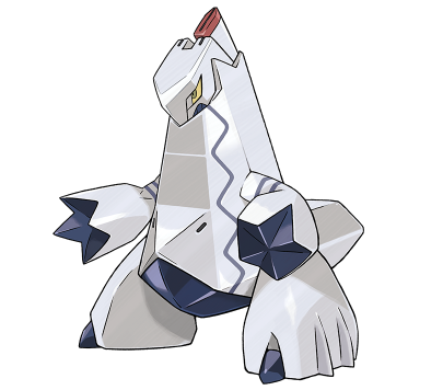 Pokemon Sword and Shield Duraludon