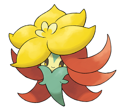 Pokemon Sword and Shield Gossifleur