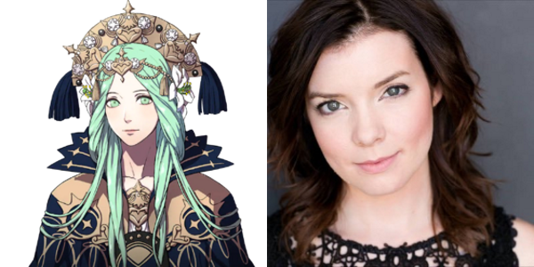 Rhea Voice Actor Fire Emblem Three Houses
