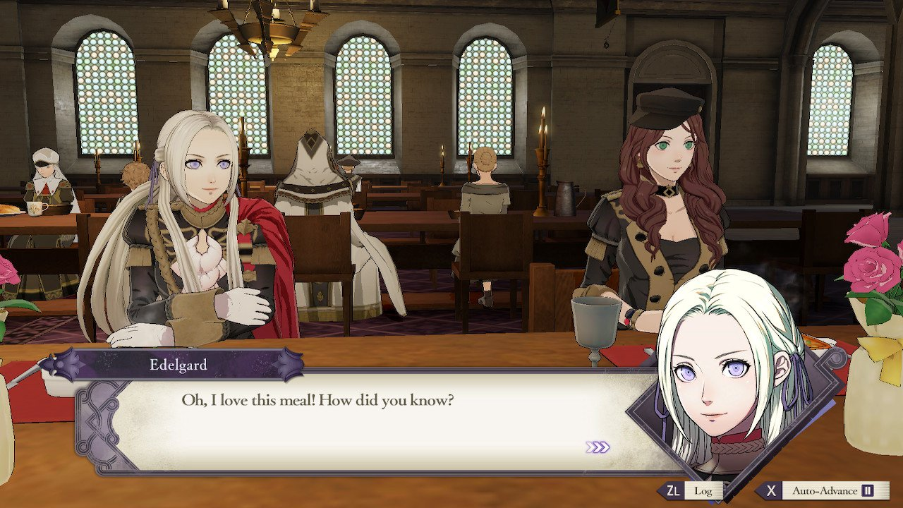Romanceable characters in Fire Emblem Three Houses