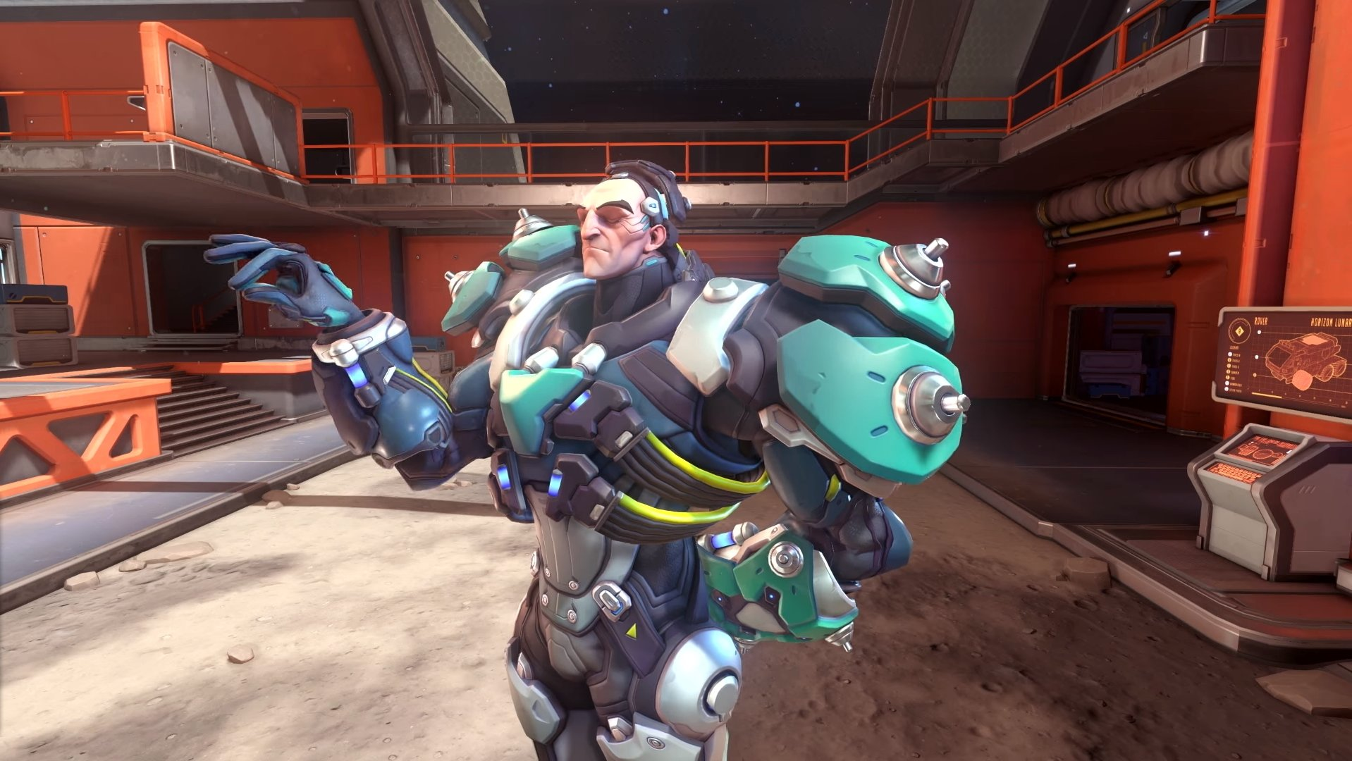 Sigma Skins gameplay and abilities overwatch