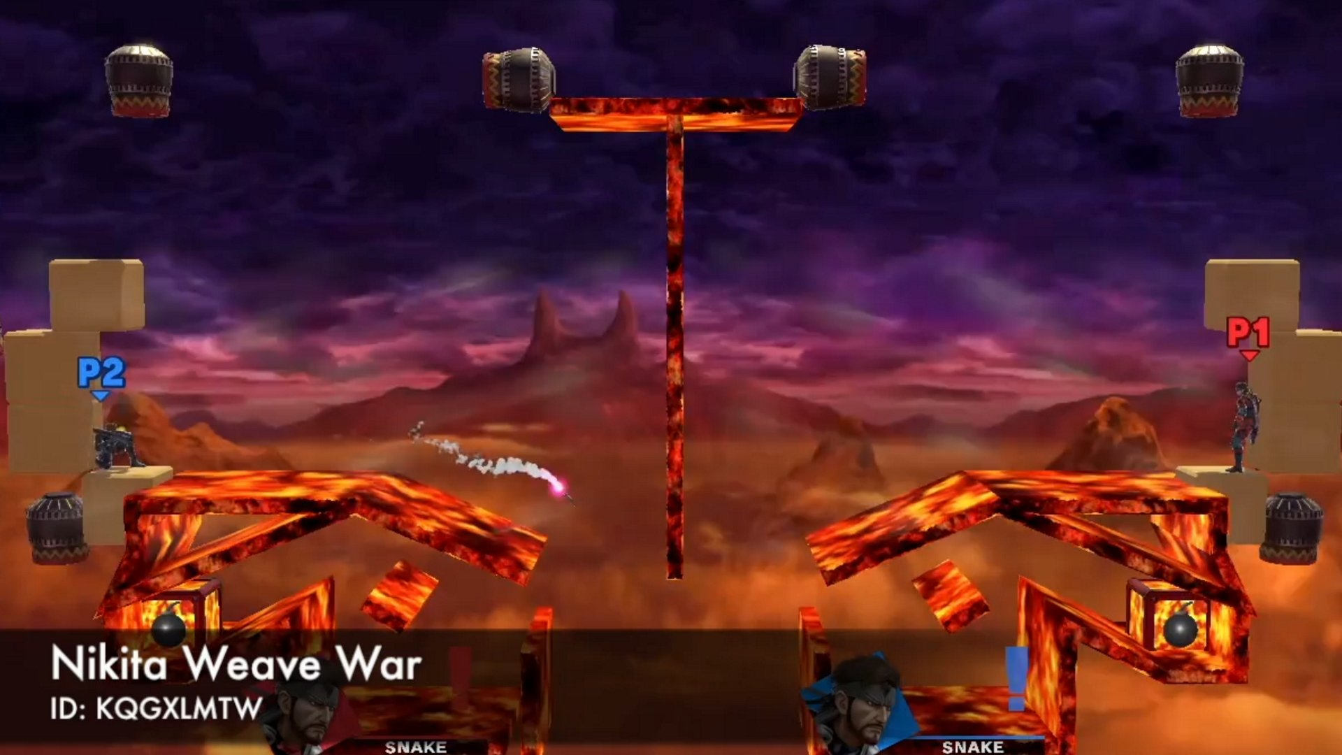 The best custom stages Smash Ultimate