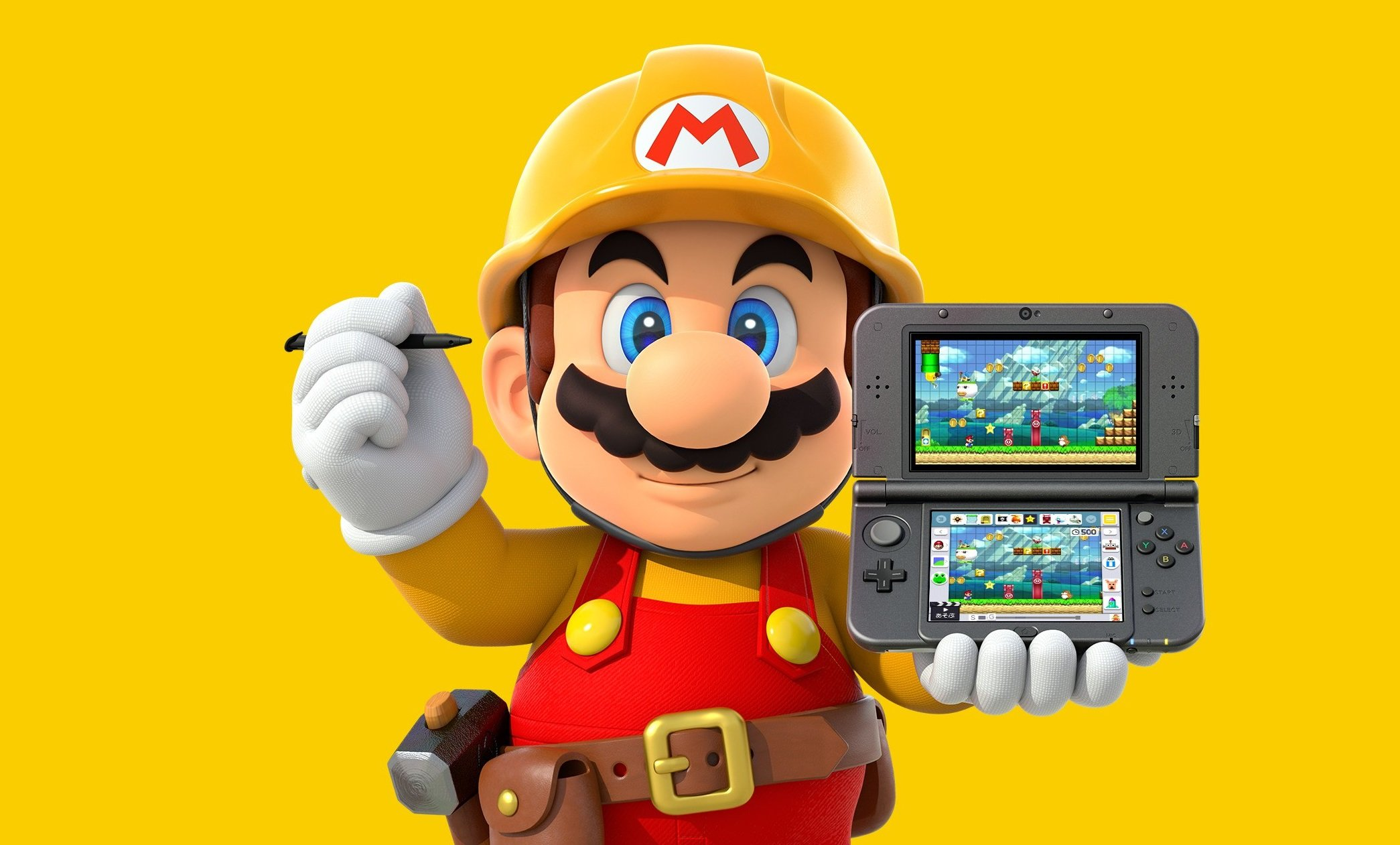 While Super Mario Maker 2 is exclusive to the Nintendo Switch, the original Super Mario Maker is available for Wii U and 3DS.