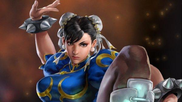 Chun-Li Hero Arts Teppen