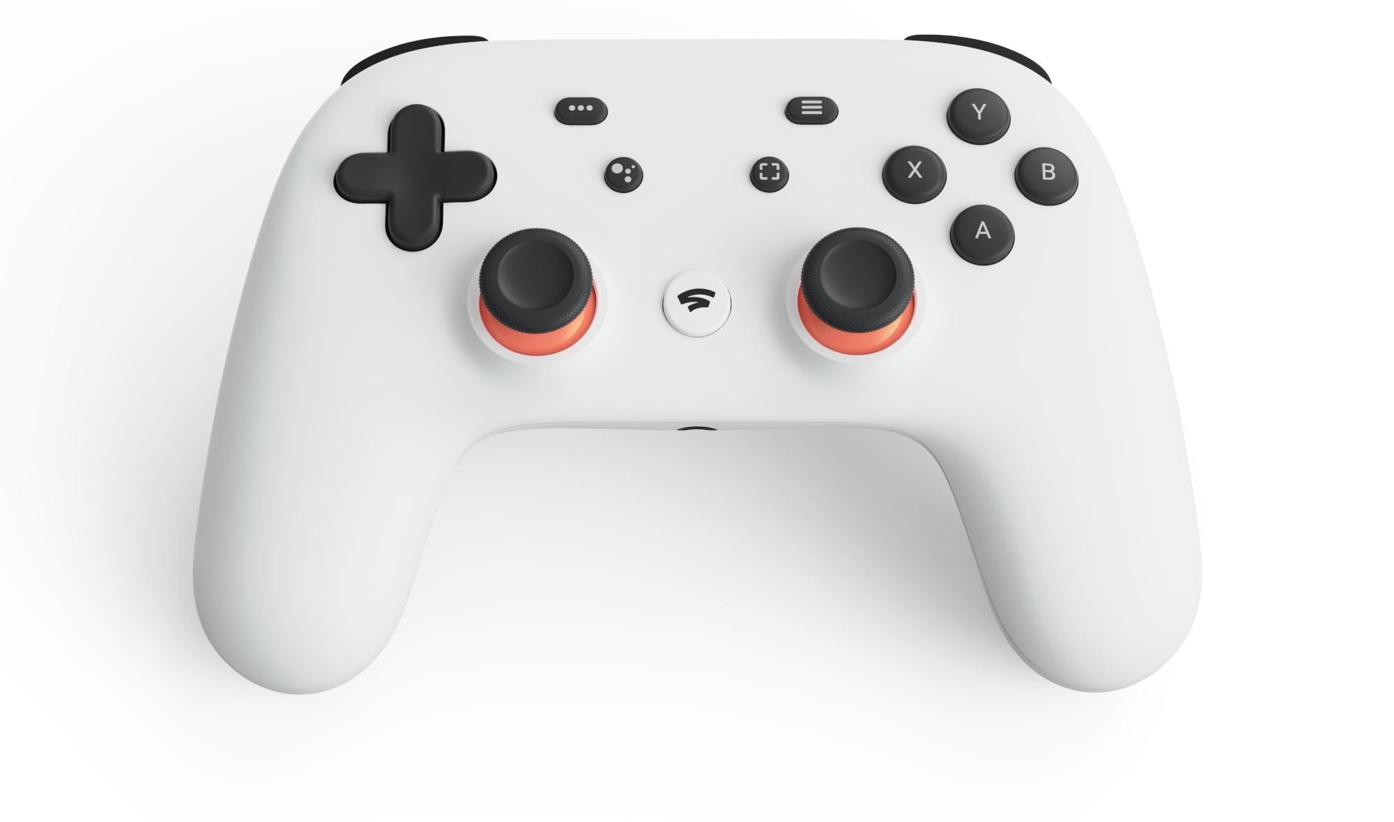 Which mobile devices are compatible with Google Stadia?