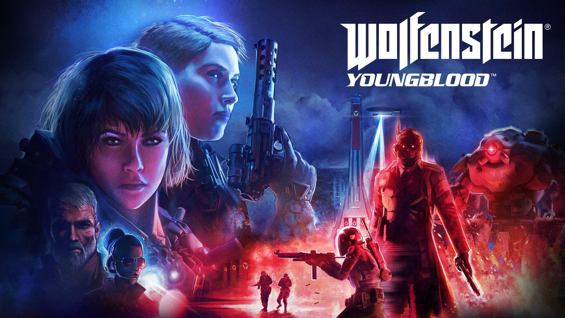 When does Wolfenstein: Youngblood release?