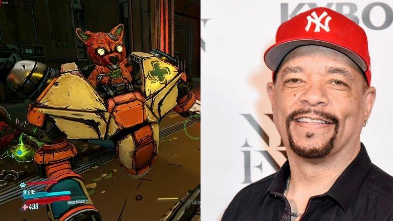 Borderlands 3 balex voice actor Ice-T