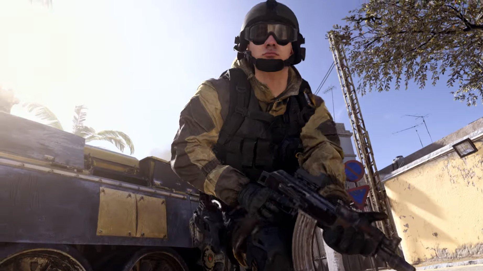 Call of Duty: Modern Warfare perks list all perk slots and weapon perks