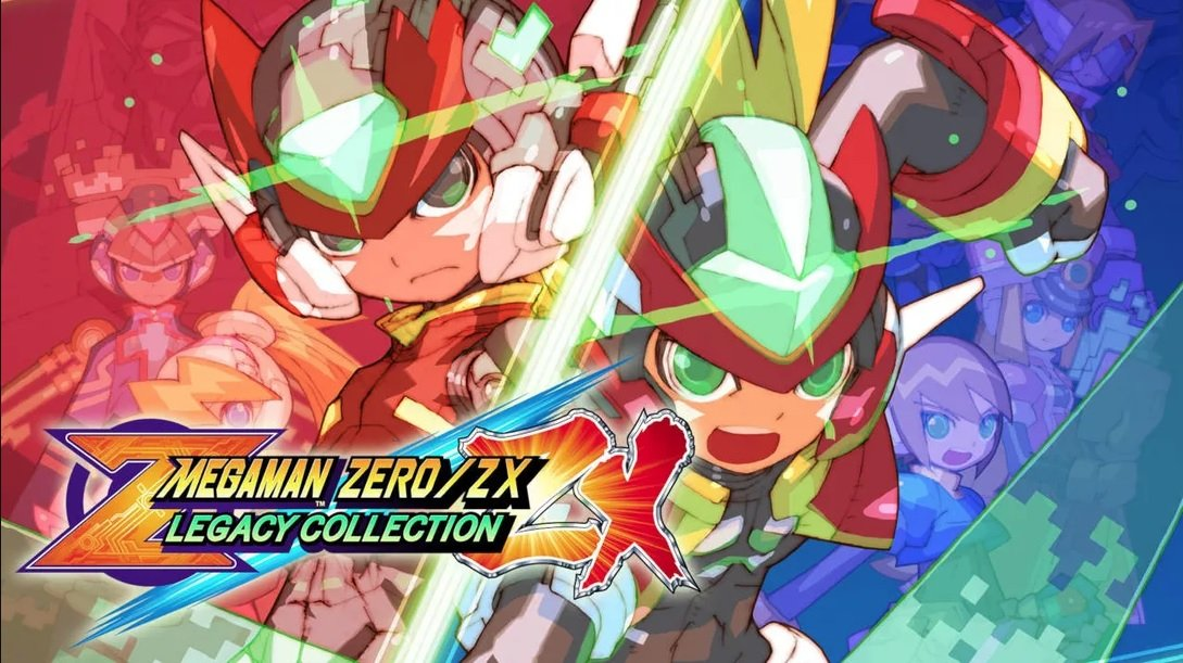 Capcom unveils Mega Man Zero/ZX Legacy Collection