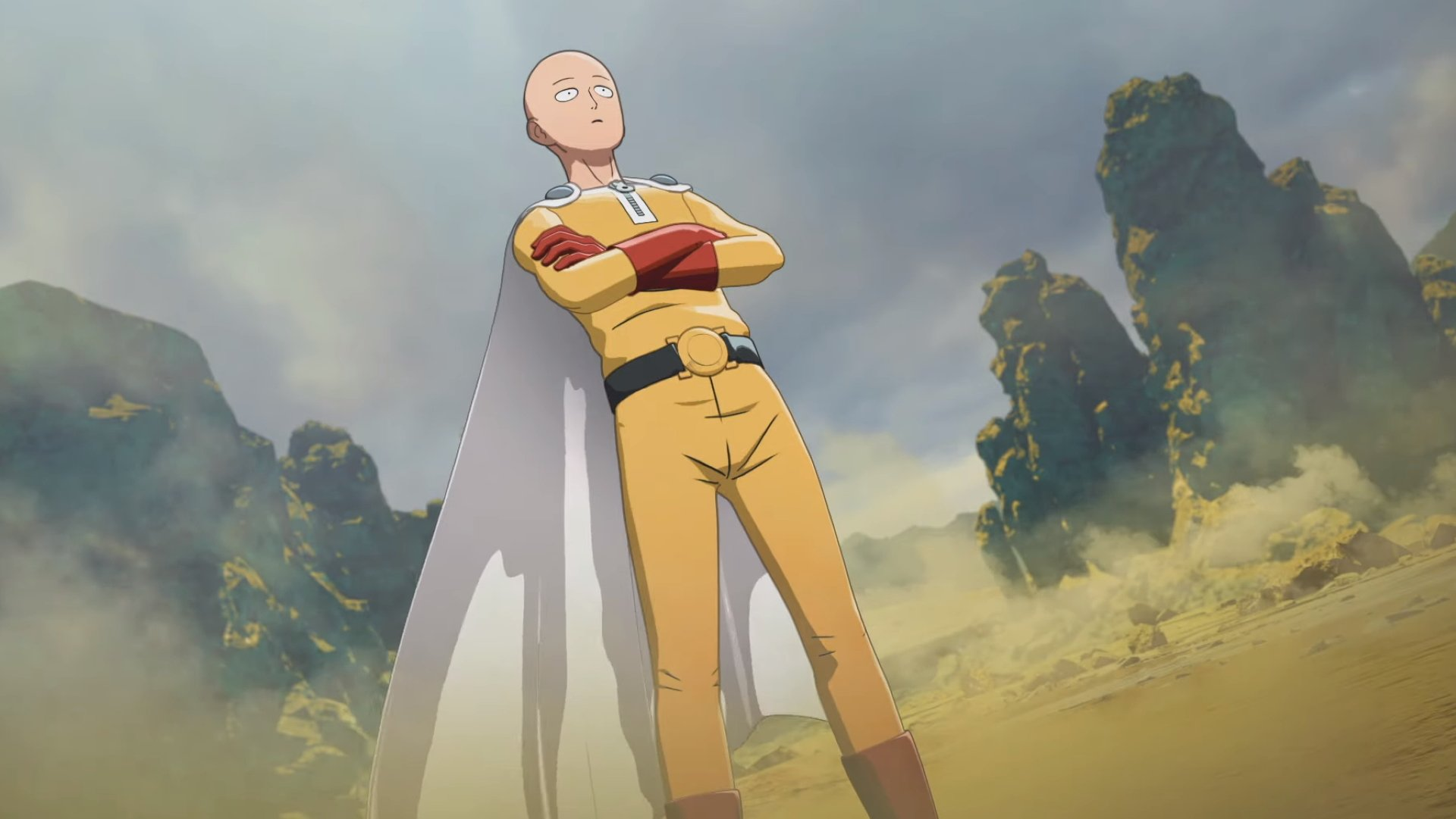 Confirmed Characters for One Punch Man: A Hero Nobody Knows